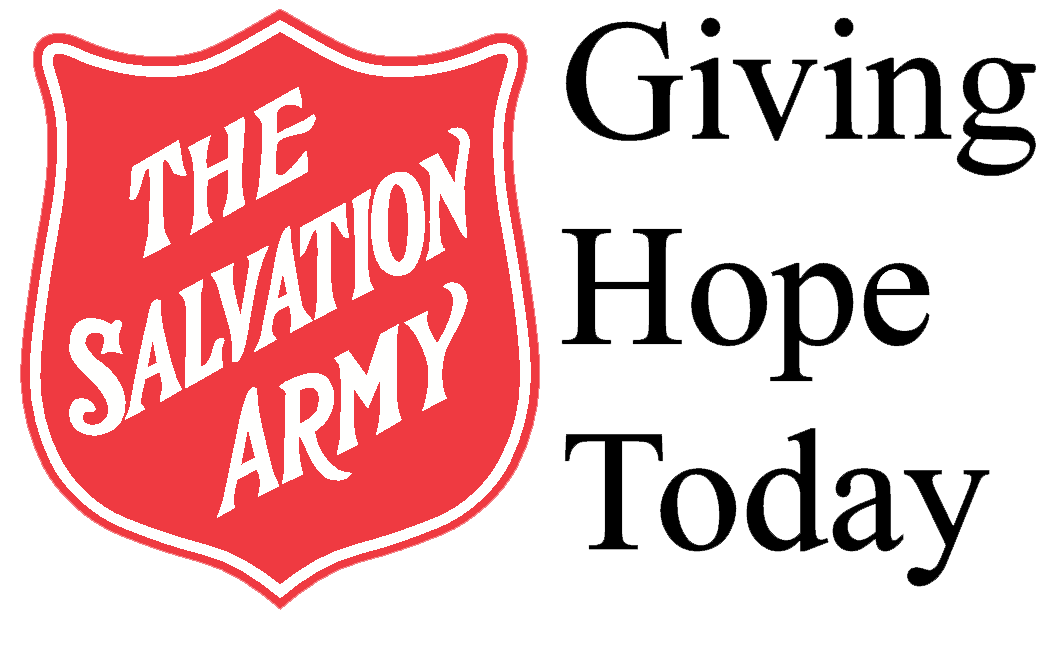 Salvation Army Logo and Slogan