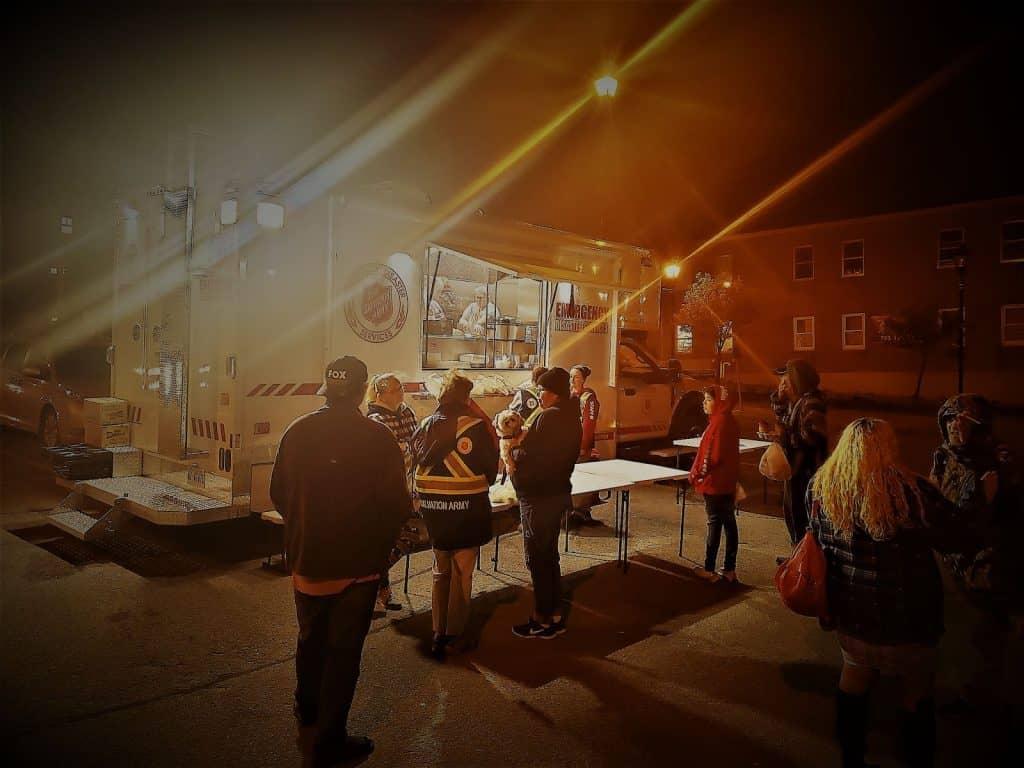 Salvation Army Orillia - Street Outreach Ministry